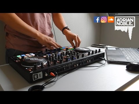 Jungle Terror Mix 2016 | Noble Sessions #4 by Adrian Noble | Traktor S4 MK2