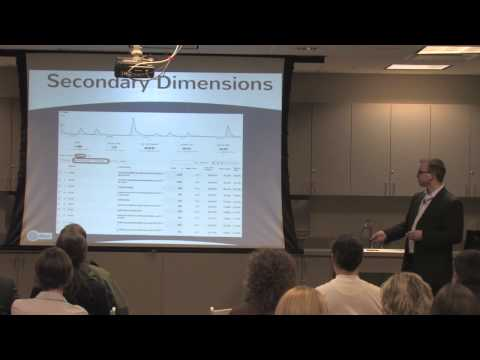 Making Sense of Web Analystics Presentation - 2012 New Media