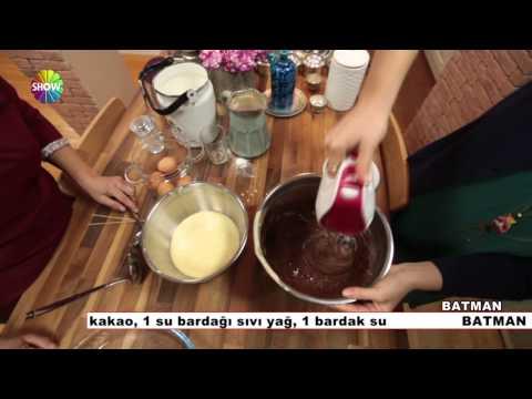 Nursel'in Mutfağı - Ebruli Kek Tarifi / 11 Mart