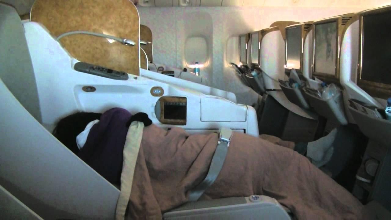 Emirates Business Class Flight Ek093 Dbx Mpx