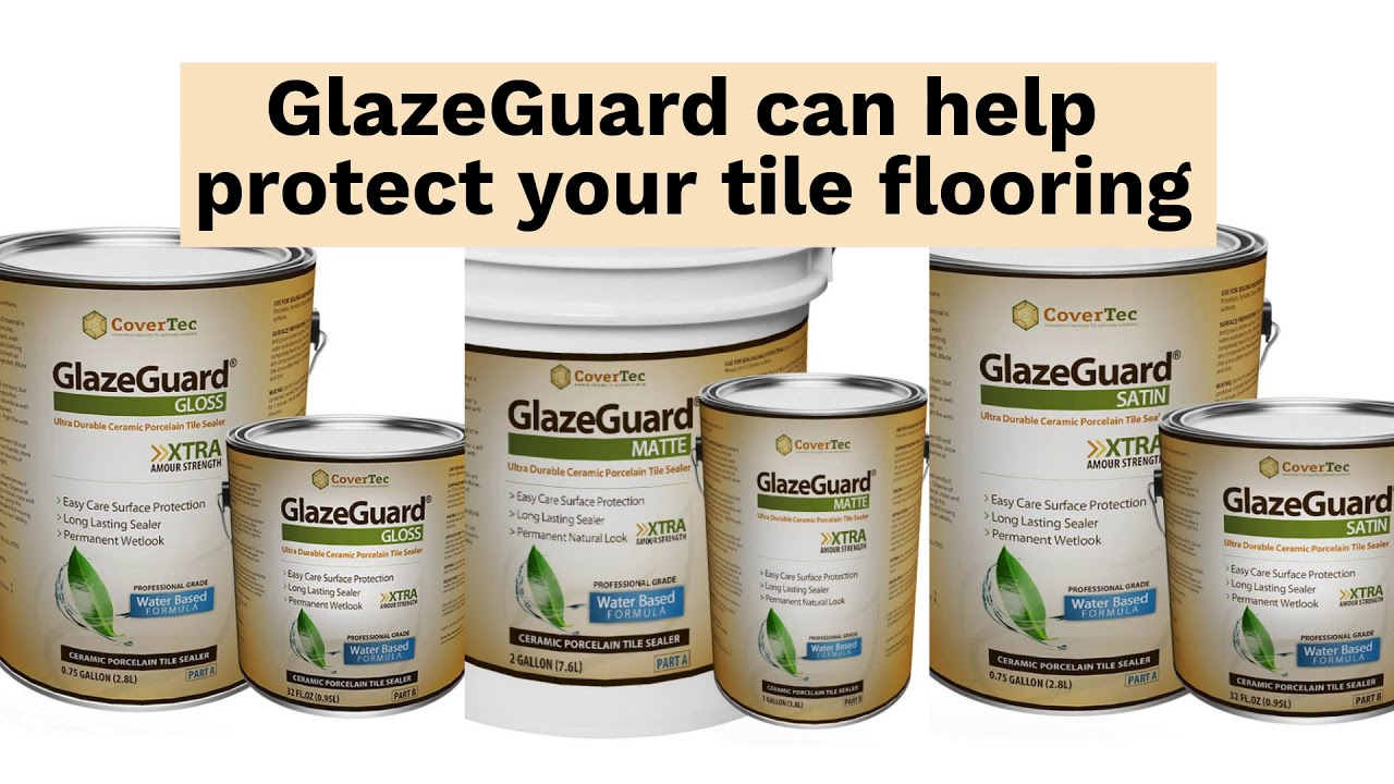 The best floor tile sealer covertec products youtube the best floor tile sealer covertec products dailygadgetfo Images