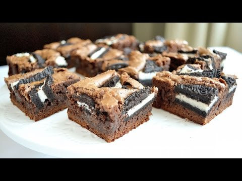 OREO BROWNIE  || Tan Dulce