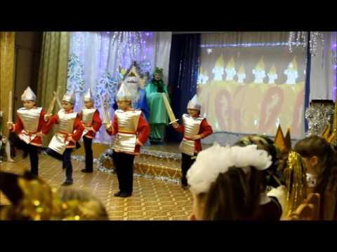 """""""Танец богатырей"""" музыкальный руководитель Смирнова Е.Ю."""
