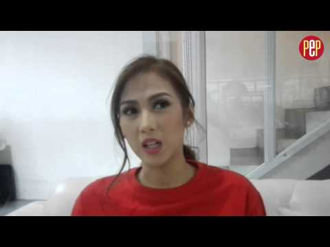 Alex Gonzaga tells PEP reporter: