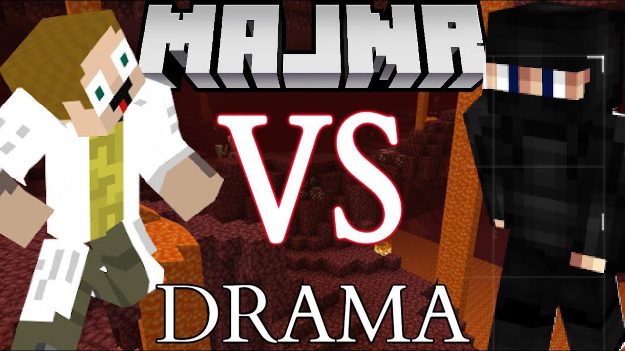 DRAMA - Gejmr vs Trospy19! -MAJNR REAKCE-