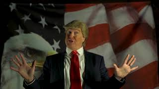 The best President. The best Entertainer. Trumpitparty.com teaser trailer. It's Yuge