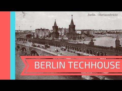 """▶ Berlin Tech-House 2017 """"Underground Mix"""" - Deep & Driving  DJ Set / Mix"""