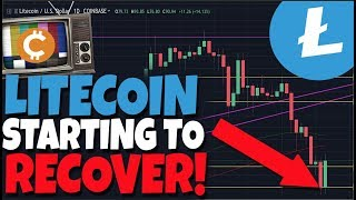 THIS IS WHY LITECOIN IS STARTING TO RECOVER, MUST WATCH