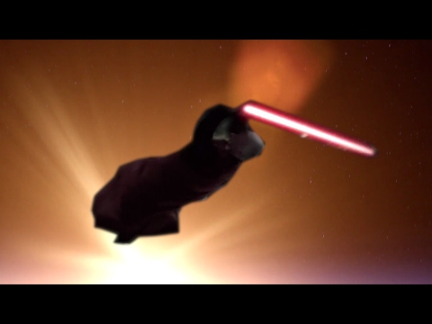 Star Wars Palpatine Shooting Stars