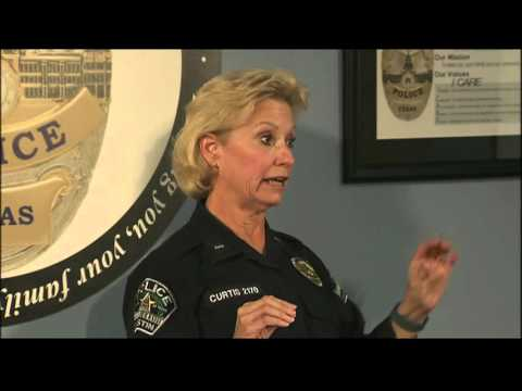 Austin Police Department briefing on sexual assaults 2/10/16