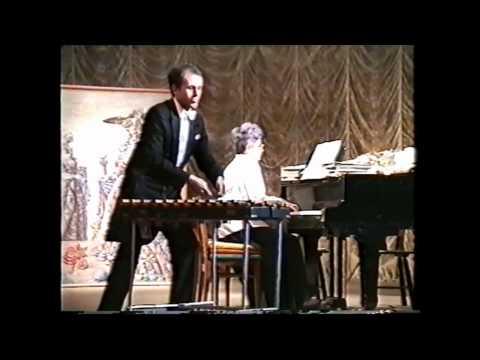 Дюран - Концертный вальс, Петров - Скерцо