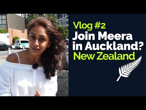 Travel & Learn English With Meera - Join Meera in Beautiful Auckland, New Zealand | Vlog #2 thumbnail