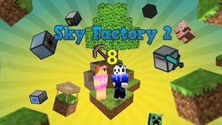 מיינקראפט- 2 Sky Factory- פרק 8: ציידי הראשים