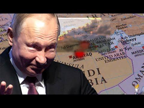 Кремль опять подкузьмил Саудовской Аравии