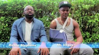 Richie Stephens & Mr. Vegas talk Tropical House, Dancehall & Rihanna