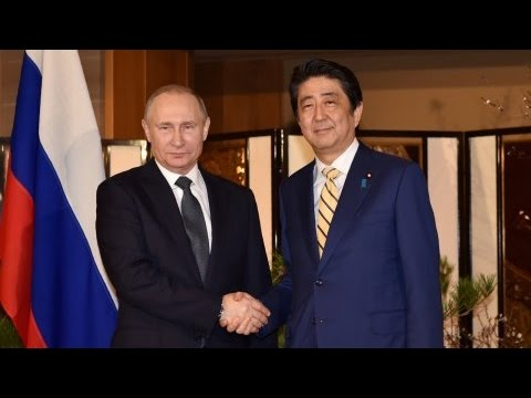 Japan and Russia diplomatic talks: Territorial dispute in focus