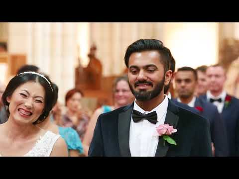 Aman & Danielle's Wedding Highlights