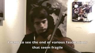 Resonance (Soul Eater Theme) - T.M.Revolution - Violin Cover