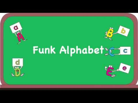 ABC - Alphabet Song Funky Style