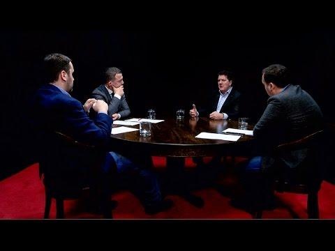 "Emisioni ""Komiteti Qendror"" - Mysafir, Milaim Zeka"
