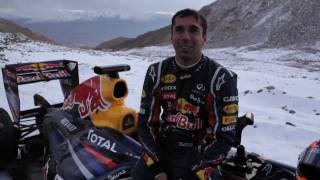 Red Bull F1 Show Car Run Khardung La   News Cut