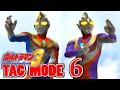 Ultraman Fe3 - Tag Mode Part 6 - Ultraman Dyna & Tiga ~ 1080p Hd 60fps ~ video