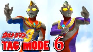 Video Ultraman FE3 - Tag Mode Part 6 - Ultraman Dyna & Tiga ~ 1080p HD 60fps ~ download MP3, 3GP, MP4, WEBM, AVI, FLV Maret 2018