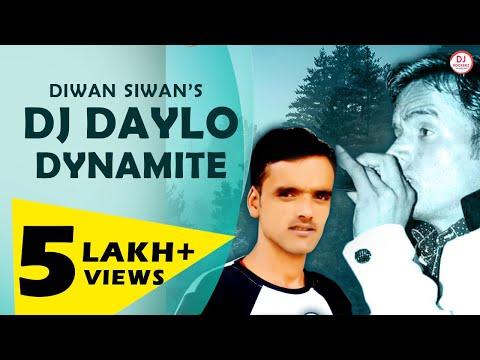 Latest Pahari Song   DDD - DJ Daylo Daynamite Nonstop by DIwan Siwan   DJ RockerZ