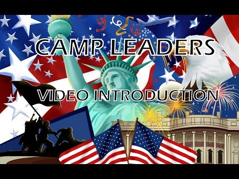 ★Camp Leaders Video Introduction★ Camp USA