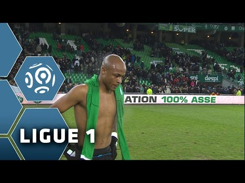 AS Saint-Etienne – Olympique de Marseille (2-2)  – Résumé – (ASSE – OM) / 2014-15