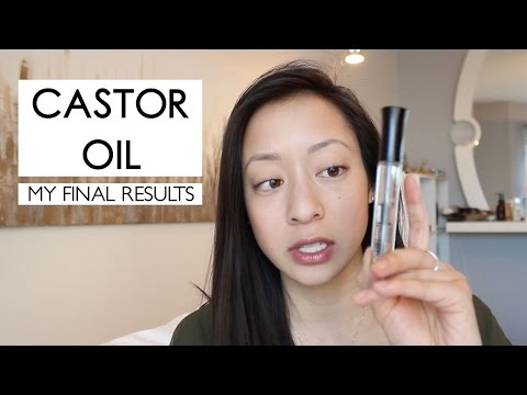 My FINAL Castor Oil RESULTS!