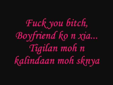 sulutera by gag0ng rapper lyrics