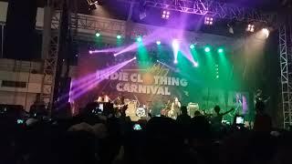 Killing Me Inside Feat Aiu - Biarlah & Jangan Pergi  Indie Clothing Carnival