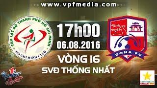 Ho Chi Minh vs Dong Nai FC full match