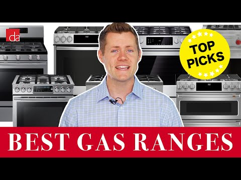 Gas Range - Ranked Top 8 Best Models