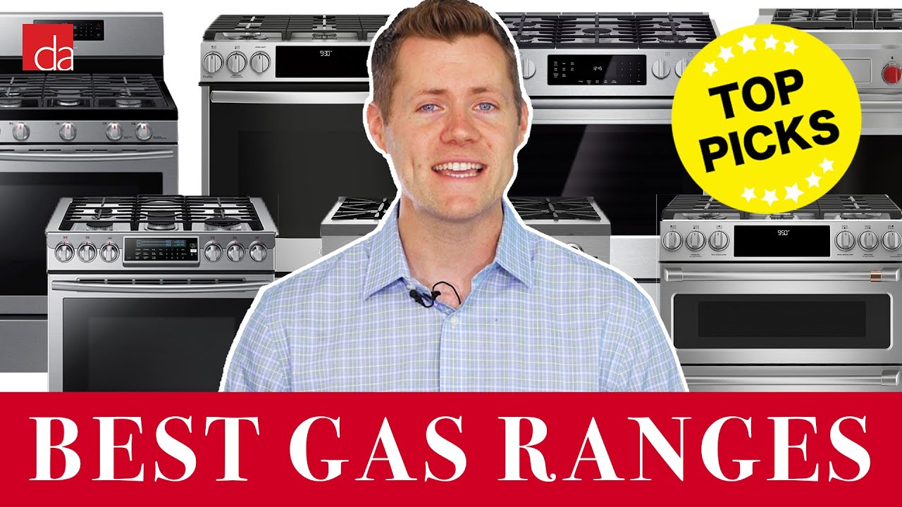 Gas Stove Top 8 Best Range Models