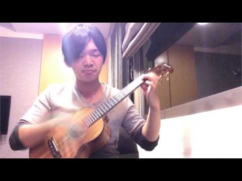 Alvis Chiu邱文輝 The Unknown cover UKULELE Kalei Gamiao 烏克麗麗