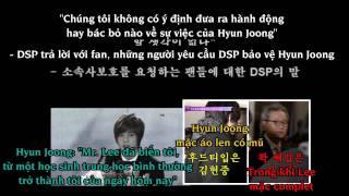 Nhac Han Quoc | Vietsub Kim Hyun Joong who told the truth | Vietsub Kim Hyun Joong who told the truth
