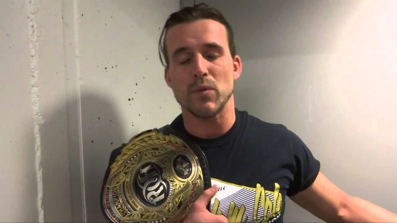 Adam Champ roh world champ adam cole accepts jay briscoe's challenge - #watchroh