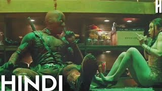 Deadpool 2 fight scene clip