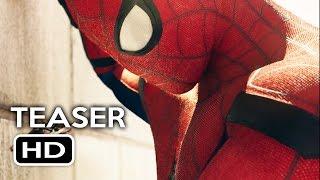 Spider-Man: Homecoming Trailer #2 Teaser (2017) Tom Holland Movie HD