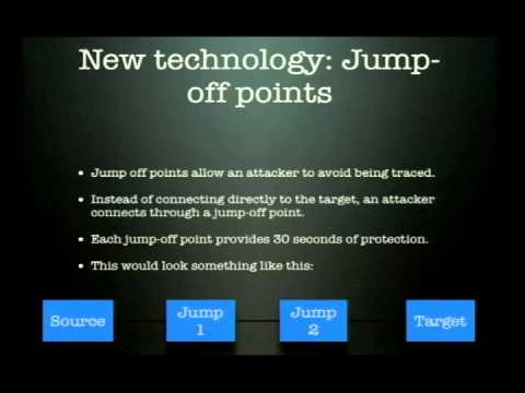 DEF CON 14 Hacking Conference Presentation By Johnny Long - Secrets of the Hollywood Hacker - Video
