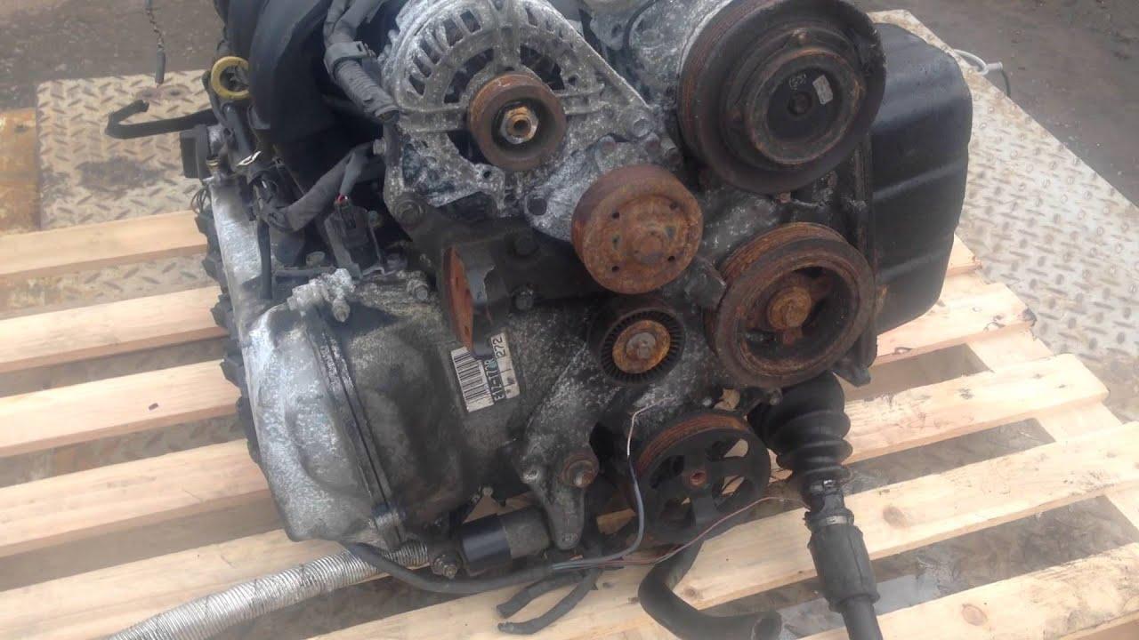 Двигатель Toyota для RAV 4 2000-2005;Avensis Verso (M20) 2001-2009 .