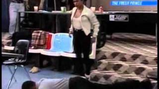Fresh Prince of Bel Air: Screams and Funny Moments (S05) P1