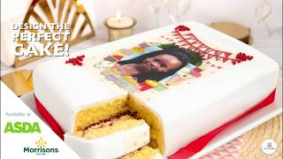 Create An Asda Photo Cake For Special Occasions Life Yours