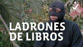 Ladrones de libros