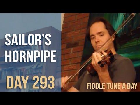 Sailor's Hornpipe - Fiddle Tune a Day - Day 293