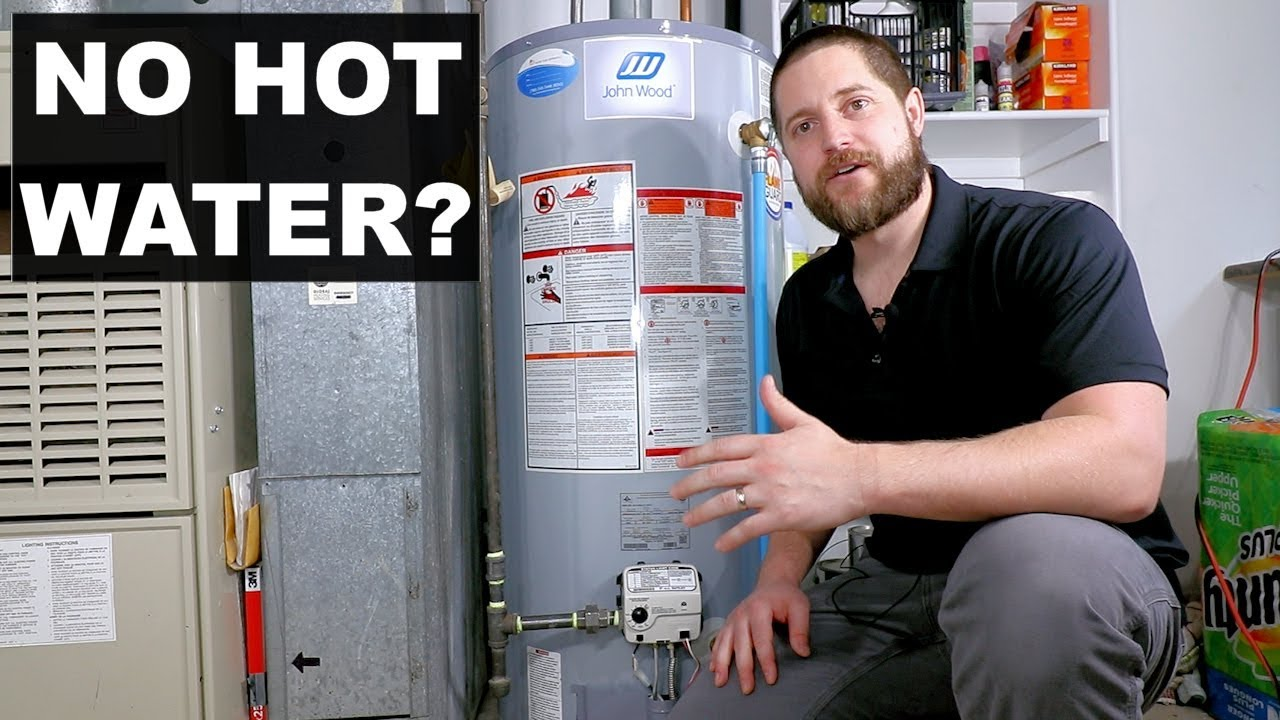 No Hot Water >> No Hot Water Water Heater Troubleshooting