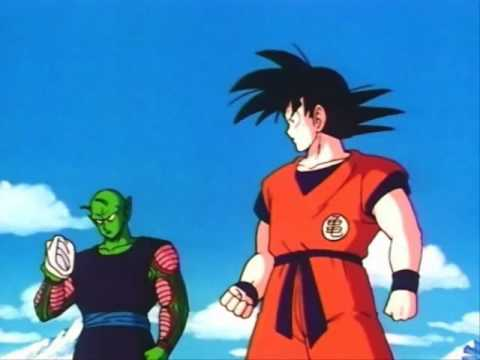 Vegeta In Goku S Clothes