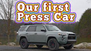 homepage tile video photo for 2021 Toyota 4Runner TRD Pro: Regular Car Reviews